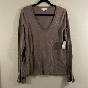 Women's 14th and Union sweater Large new